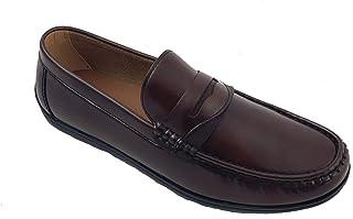 Labo Pro Reactive 男式乐福鞋一脚蹬驾驶鞋软帮鞋