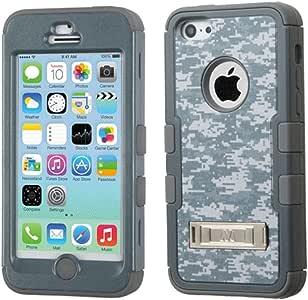 MyBat 手机套 Apple iPhone 5C - 零售包装IPHONE5CHPCTUFFIM3901NP 灰色