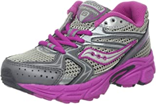 Saucony Cohesion 6 系带跑鞋(小童/大童)
