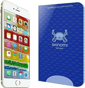 Skinomi Apple iPhone 7 Plus 玻璃屏幕保护膜 透明玻璃