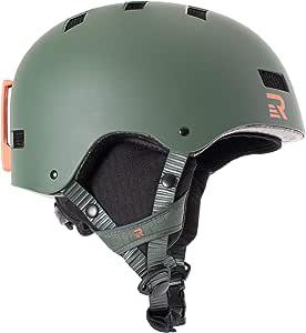 Traverse Dirus 2-in-1 Convertible Ski & Snowboard/Bike & Skate Helmet