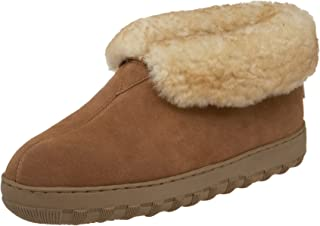 Tamarac by Slippers International Highlander 男士羊毛拖鞋