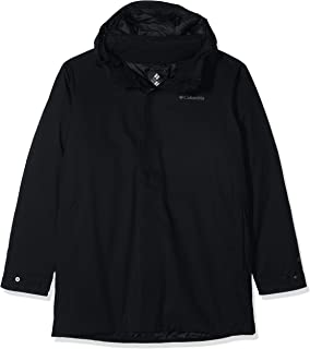Columbia Sportswear Men's Blizzard Fighter Insulated Jacket, Black, Large
