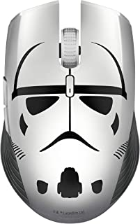 Razer Atheris Ambidextrous Wireless Mouse: 7200 DPI Optical Sensor - 350 Hr Battery Life - USB Wireless Receiver & Bluetooth Connection - Stormtrooper Limited Edition