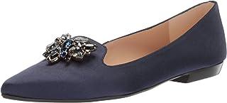 L.K. Bennett Naomi 女士芭蕾平底鞋 *蓝 SHO 36.5 M EU (6.5 US)