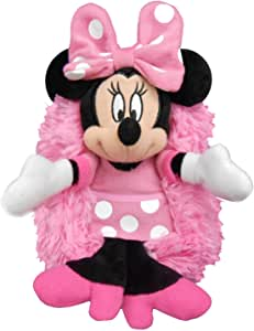 Disney JF22424CD Minnie 5'' Plush Hideaway Pet