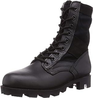 ROSCO 洛斯科 丛林靴 靴子 军靴 G.I. Type Black Jungle Boots (5081 宽)