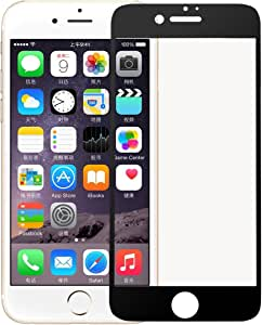 钢化玻璃适用于 iPhone 6Plus 保护套 YING ZE 防眩光易安装黑色15.24cm 哑光 iphone 屏幕保护膜