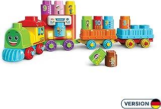 VTech 偉易達 80-606604 BlaBlaBlocks 鐵路玩具,多色