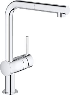 Minta Kitchen Tap L 喷嘴 镀铬色 L-SPOUT 32168000