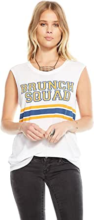 Chaser 女式 Brunch Squad 背心(M 码)