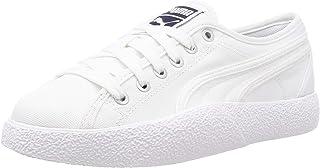 PUMA 运动鞋 爱心 帆布 女士 白色 (01) 23 cm