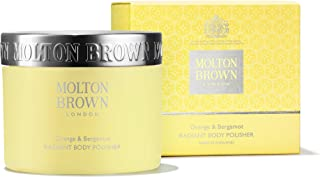 Molton Brown Orange & Bergamot Radiant 身体磨砂膏,275 克