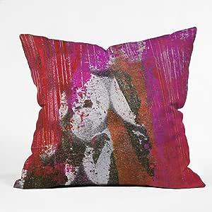 DENY Designs Sophia Buddenhagen Pink Throw Pillow, 26 x 26