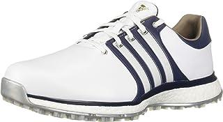adidas 男式 Tour360 Xt 无铆钉高尔夫球鞋