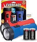 Eveready EVEL152S 手电筒,2 只装