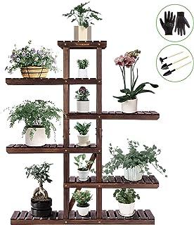 VIVOSUN 木质植物支架 47.6 Inch
