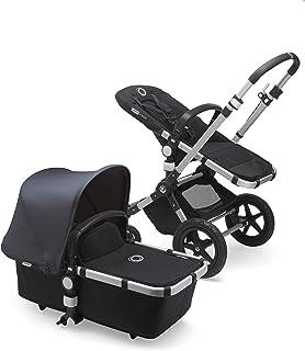 Bugaboo Cameleon 3 Plus,2合1*嬰兒車和嬰兒車,黑色 鋼藍色