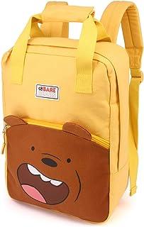 We Bare Bears 背包 棕色 棕色