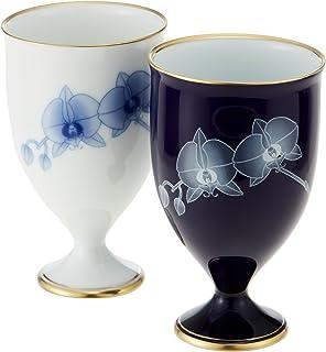 香兰社 蝴蝶兰 情侣杯 RW1202-2BYL