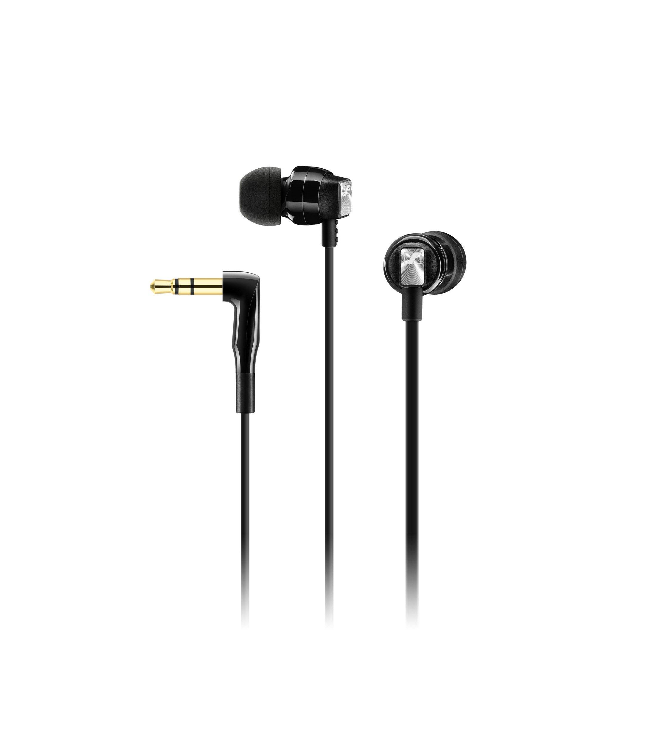 ゼンハイザーゼンハイザー新しいマーシャルマーシャル主IIIは、茶色のインイヤーヘッドフォンを、有線CX 3.00黒耳ヘッドフォン(メーカーが廃止)