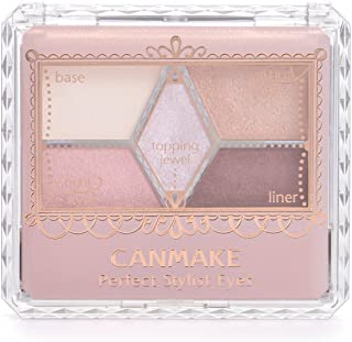 CANMAKE 完美时尚眼影05 Pinky chocolate 3.2g