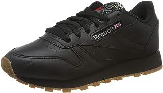 Reebok 女士经典皮革低帮运动鞋
