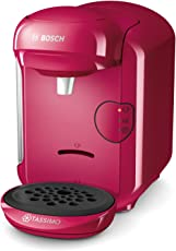 Bosch 博世 Tassimo TAS1401 胶囊咖啡机 (1300 W, 0,7 l) 蔓越红