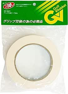 MIZUNO(美津浓)修理用品 握柄更换胶带 GV-0611(30m) 200X150X20