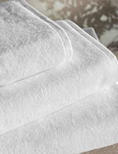 Georgiabags 12 条装组合毛巾 - 棉绒布丝绒指尖高尔夫手巾 27.94 厘米 x 45.72 厘米,运动型,健身房,家居毛巾 白色