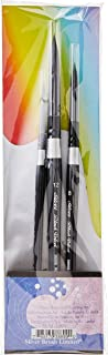 Silver Brush Limited - 苏珊路易丝莫耶丝绸水彩画套装,三包装