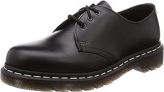[马丁博士] 鞋子 Dr.Martens 1461Z 白色绒面革 3孔 24757001 男士