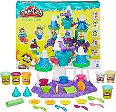 Hasbro 孩之宝 Play-Doh 培乐多彩泥 冰激凌城堡套装 B5523
