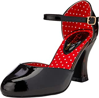 Joe Browns 曼哈顿*女士鸡尾酒鞋 Mary Jane 平底鞋
