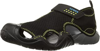 Crocs 卡骆驰 男式 Swiftwater 系列 休闲凉鞋