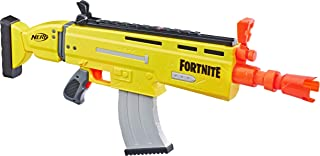 NERF 热火 Fortnite AR-L 机动玩具玩具枪 20支官方 Fortnite Elite飞镖 翻转瞄准器 适合青少年 成人