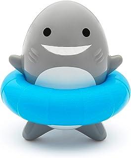 Munchkin 满趣健 海洋旋转鲨鱼洗澡玩具