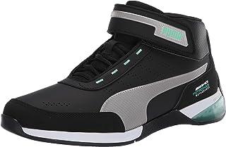 PUMA 男士 Mercedes Kart Cat X Mid 运动鞋