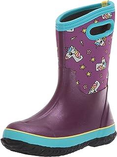 Bogs 儿童经典设计独角兽 紫色 多种 7