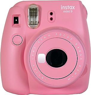 Fujifilm 富士 instax Mini 9 拍立得相机 - 玫瑰红
