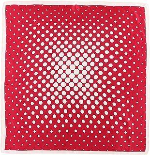 JWSilk 女式大方形时尚魅力丝巾
