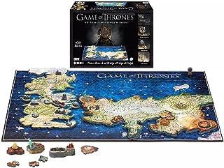权力的游戏 4D Westeros & Essos 拼图
