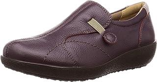 [阿基里斯软骨] 运动鞋 真皮 休闲鞋 女士