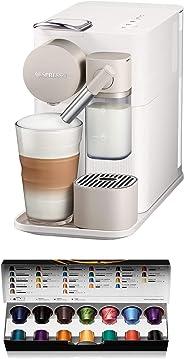 De'Longhi 德龍 Nespresso EN 500.W咖啡機 (1400 W, 1 升, 19 巴) 絲滑白色