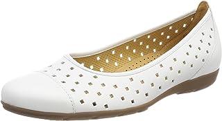 gabor 女式休闲芭蕾平底鞋