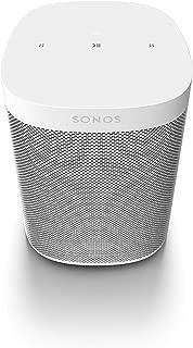 SL All-In-One Smart Speaker (Kraftvoller WLAN Lautsprecher mit App-Steuerung und AirPlay 2 – Multiroom Speaker für unbegrenztes Musikstreaming) weiß