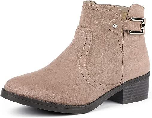 toetos 女式时尚脚踝高浴衣 Taupe-03 11 B(M) US