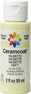 Plaid Delta Ceramcoat 丙烯酸涂料 Palmetto 04871