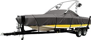 经典配饰 StormPro 滑雪和滑水塔船罩,适合船长 20-22 英尺,光束宽度至 106 英寸