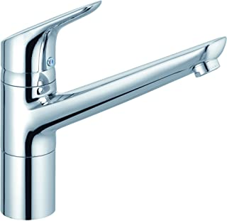 Kludi 32 575 05 75 Chrome Objekta DN 15 厨房水槽龙带固定喷嘴制造 - 灰色